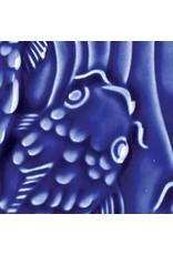 Amaco Low Fire Gloss Glaze Dark Blue LG-21