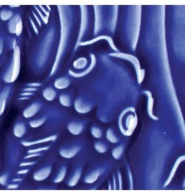 Amaco Low Fire Gloss Glaze Dark Blue LG-21