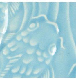 Amaco Low Fire Gloss Glaze Light Blue LG-24