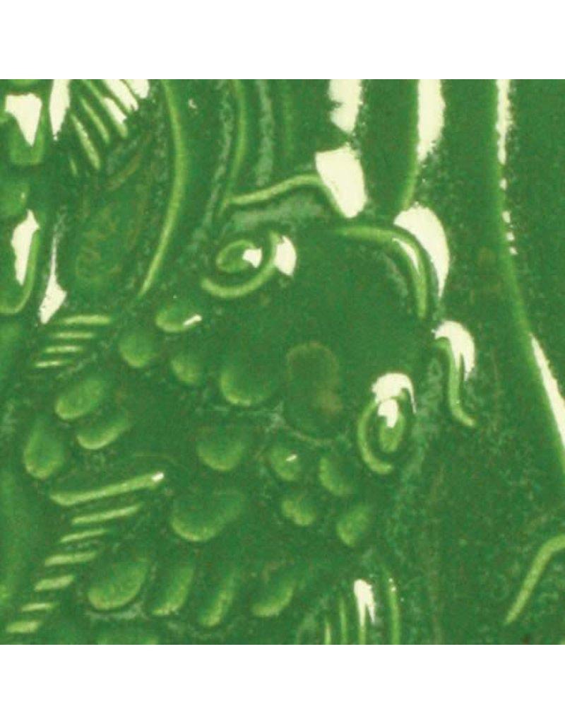 Amaco Low Fire Gloss Glaze Chrome Green LG-48
