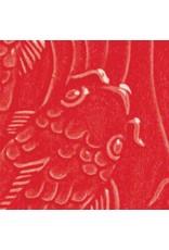 Amaco Low Fire Gloss Glaze Briliant Red LG-58