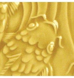 Amaco Low Fire Gloss Glaze Dark Yellow LG-60