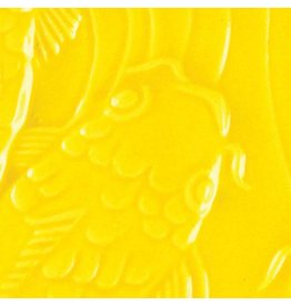 Amaco Low Fire Gloss Glaze Brilliant Yellow LG-63