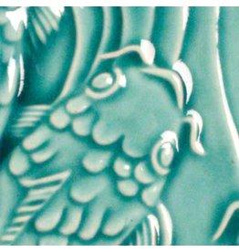 Amaco Low Fire Gloss Glaze Turqoise LG-26