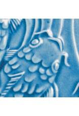 Amaco Low Fire Gloss Glaze Turqoise Crackle LG-27
