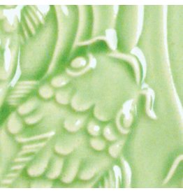 Amaco Low Fire Gloss Glaze Emerald Green LG-45