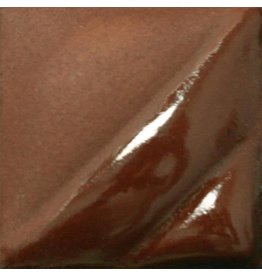 Amaco Velvet Underglaze 2oz Red Brown V-313
