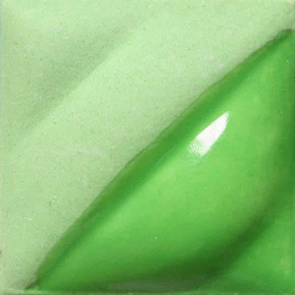 Amaco Velvet Underglaze 2oz Light Green V-345