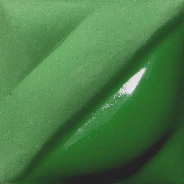 Amaco Velvet Underglaze 2oz Dark Green V-353