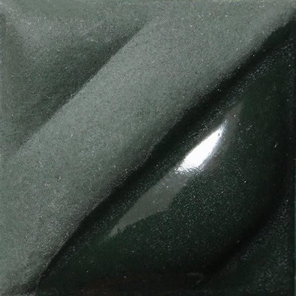 Amaco Velvet Underglaze 2oz Shadow Green V-355