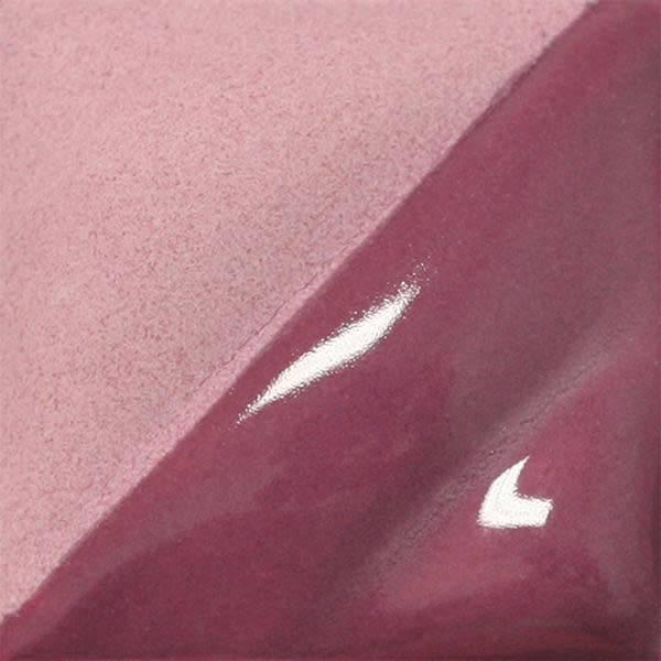 Amaco Velvet Underglaze 2oz Rosy Muave V-371