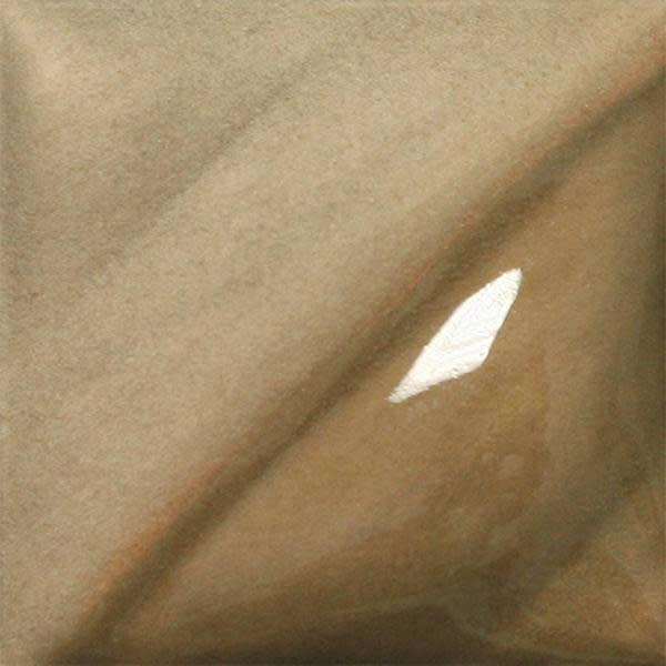 Amaco Velvet Underglaze 2oz Medium Brown V-373