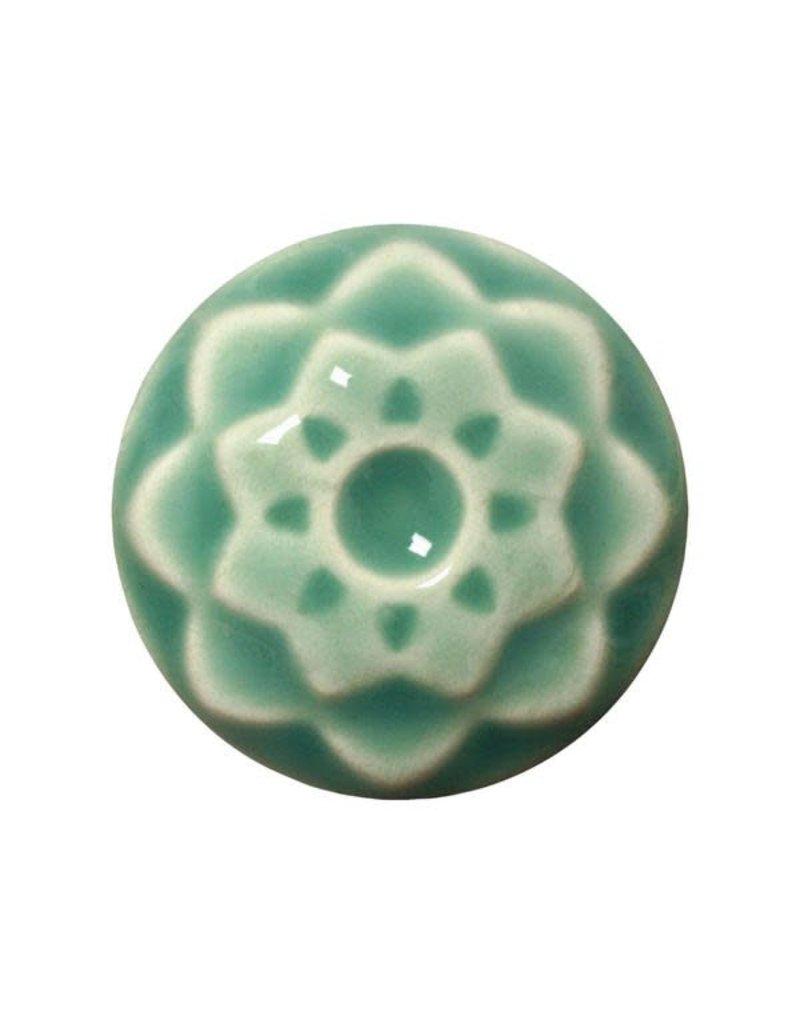 Amaco High Fire Celadon Glaze Aqua C-40