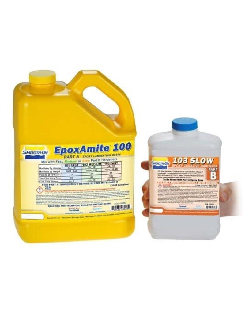 Smooth-On EpoxAmite 103 Slow Gallon Kit
