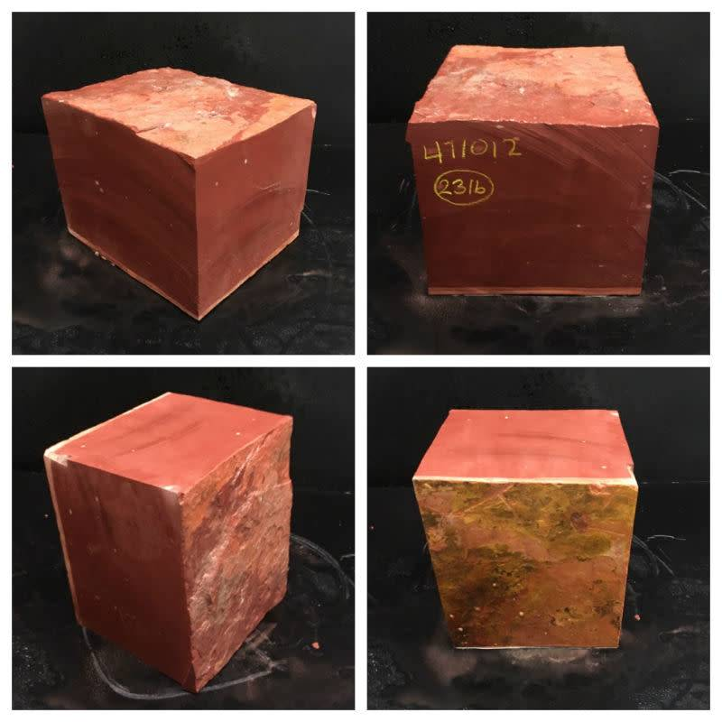 Stone 23lb Minnesota Pipestone 6x7x5 #471012