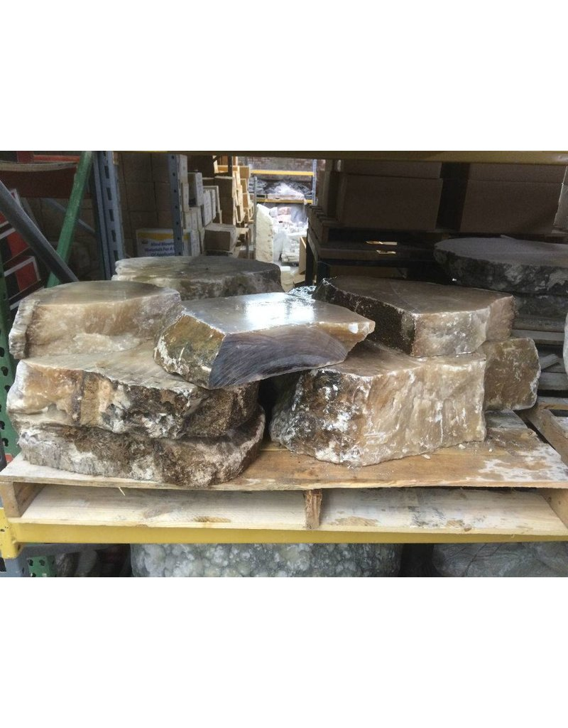 Stone Italian Agate Alabaster Per Pound