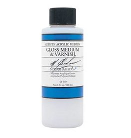 Clear Gloss Medium 4oz