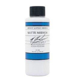 Just Sculpt Clear Matte Medium 4oz