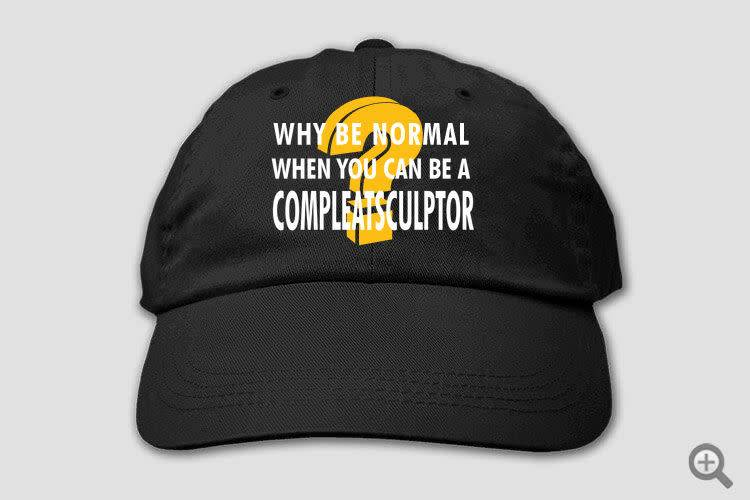 Just Sculpt Caps