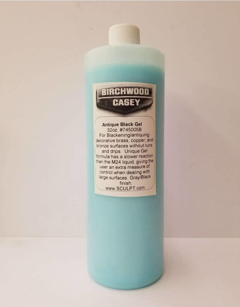 Birchwood Technologies Antique Black Gel 32oz