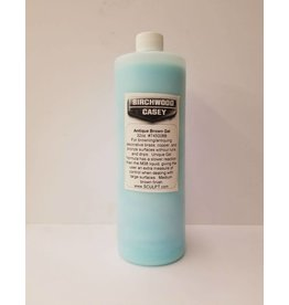 Birchwood Technologies Antique Brown Gel 32oz