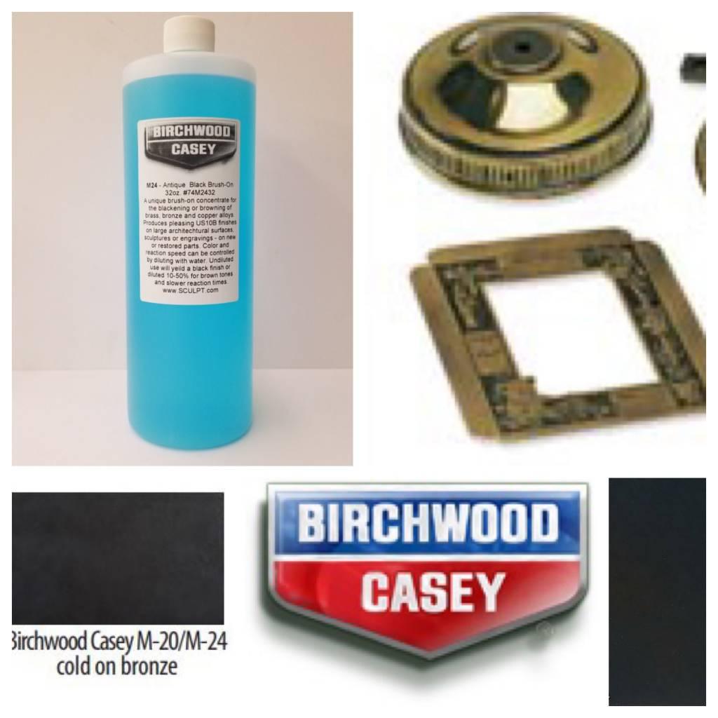 Birchwood Casey Antique Black M-24 32oz
