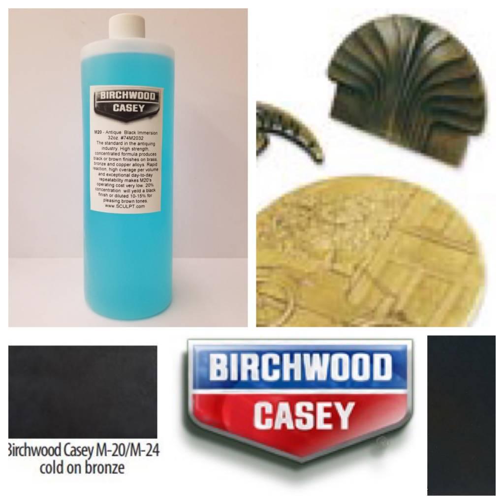Birchwood Casey Antique Black M-20 32oz