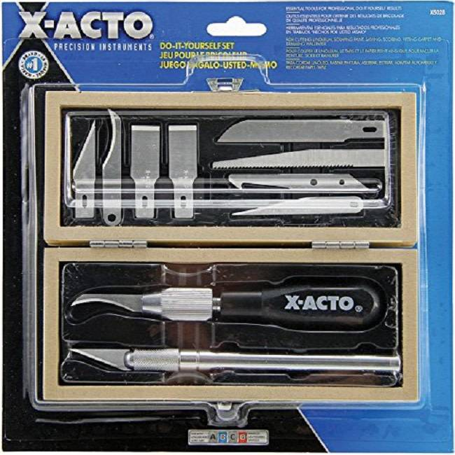 X-ACTO Do-It-Yourself Set
