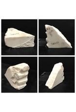 8lb Statuario Puro Bianco Marble 7x5x3 #361023