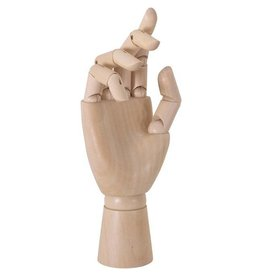 Female Manikin Right Hand 8""