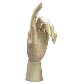"Manikin Left Hand 12"""