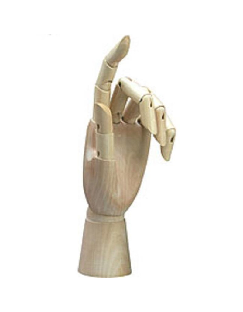 Just Sculpt Manikin Left Hand 12""