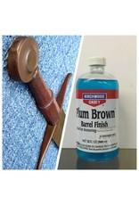 Birchwood Casey Plum Brown Patina 32oz