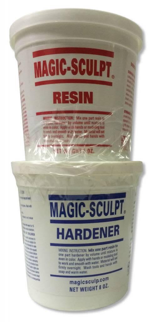 Magic-Sculpt Magic-Sculpt Tan