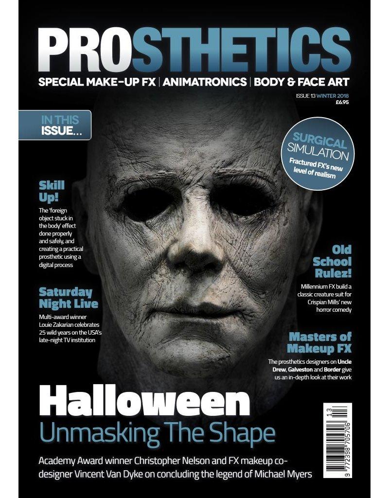 Gorton Studios Prosthetics Magazine #13