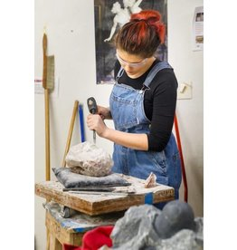190400 Stone Carving Wednesday Afternoon Class April