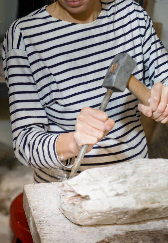 190200 Stone Carving Tuesday Evening Class February