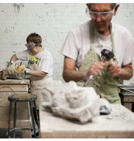 190300 Stone Carving Tuesday Evening Class March