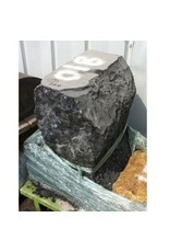 Stone Belgian Black Marble 28''x23''x20'' 810lb Stone