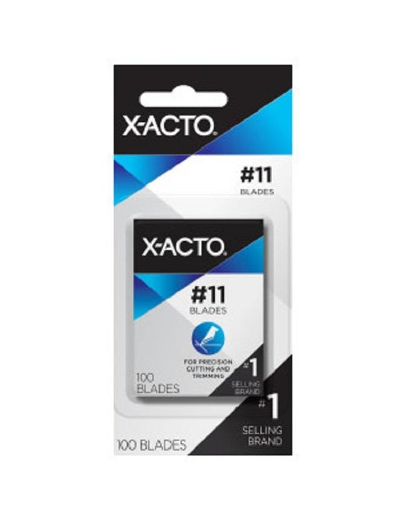 X-ACTO #11 Classic Fine Point Blade 100pc