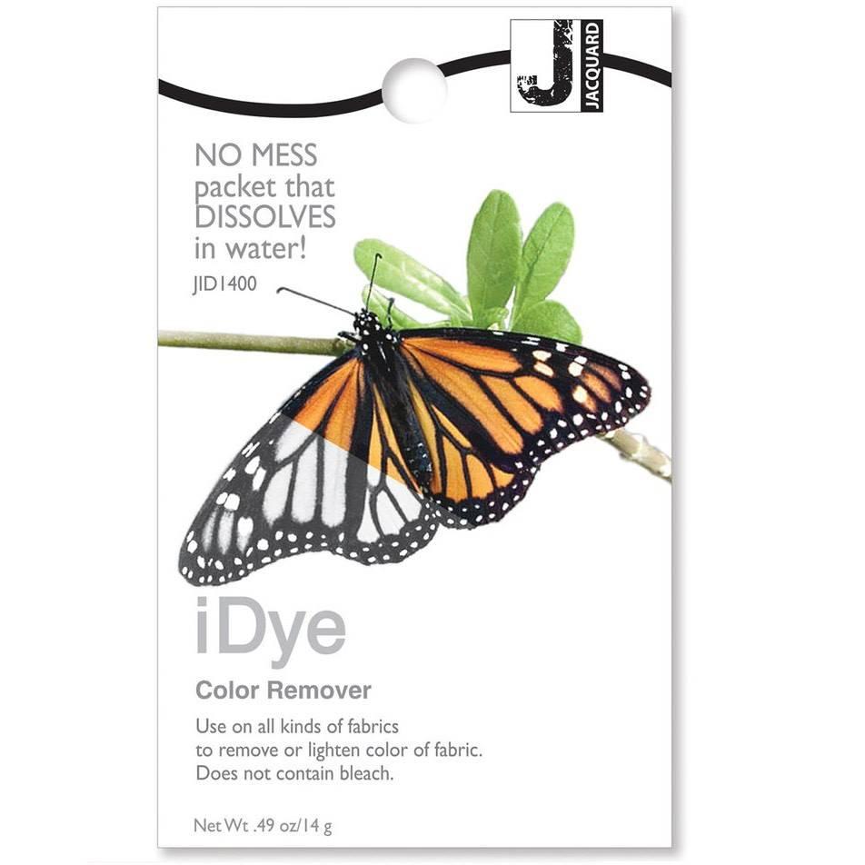Jacquard IDye Color Remover 14gm