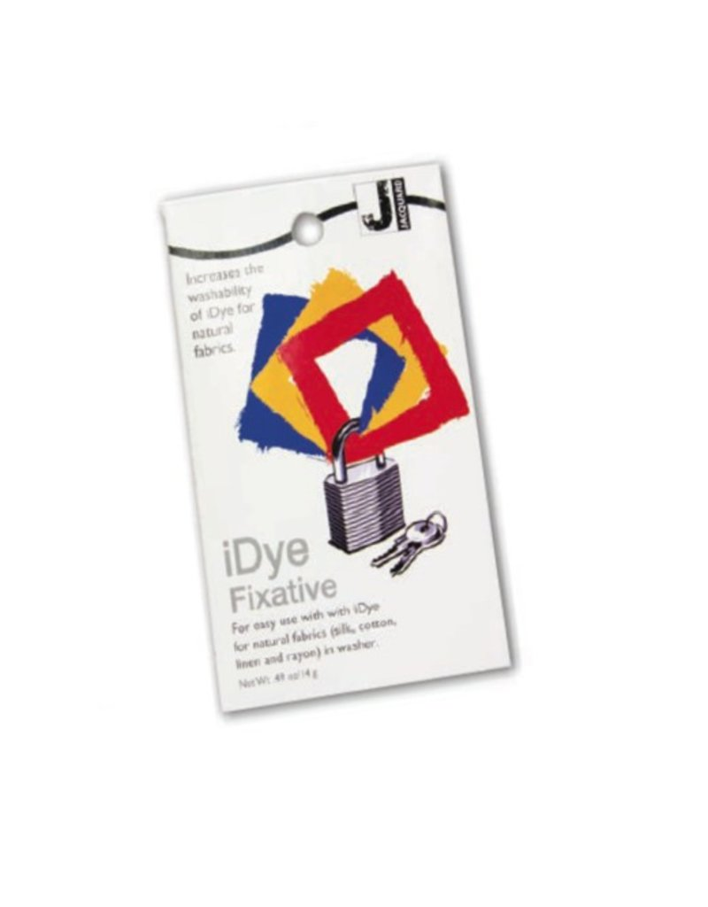 Jacquard IDye Natural Fabrics Fixative 14gm