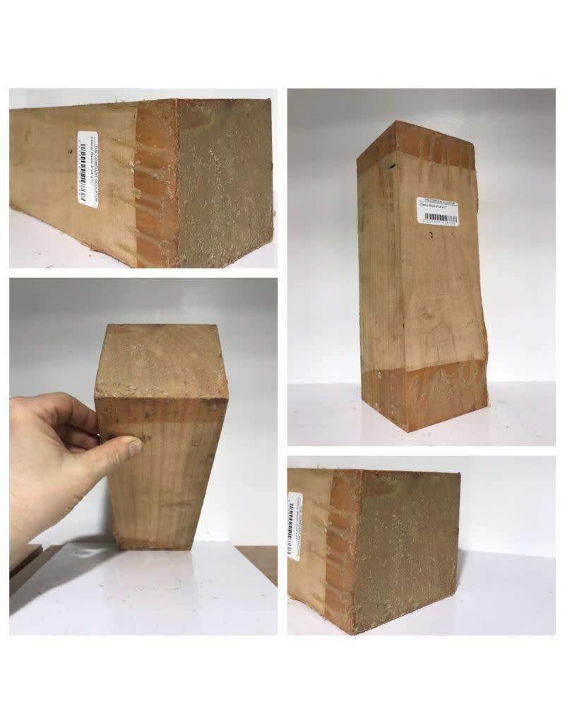 Wood Cherry Block 4''x4''x11''