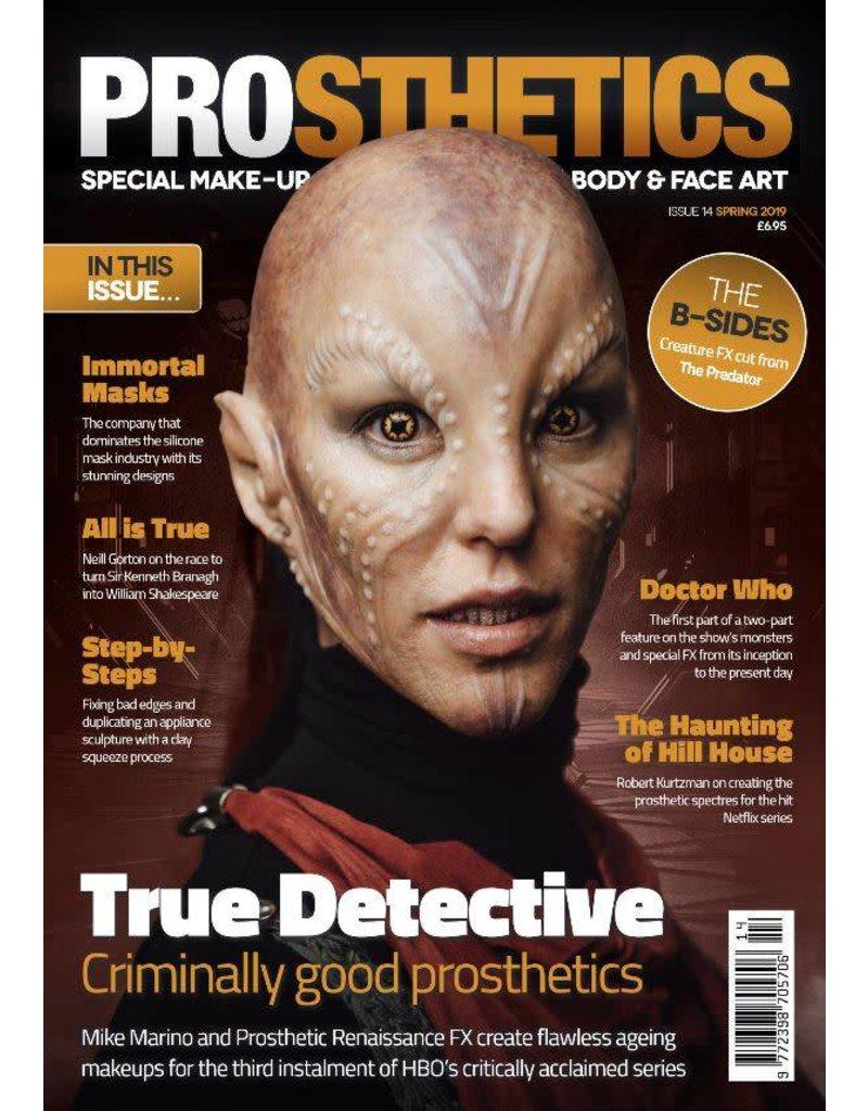 Gorton Studios Prosthetics Magazine #14