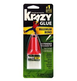 Krazy Glue Krazy Glue Maximum Bond with Extended Precision Tip 5g