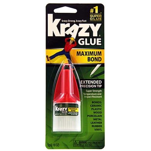 Krazy Glue Krazy Glue Maximum Bond with Extended Precision Tip 5g