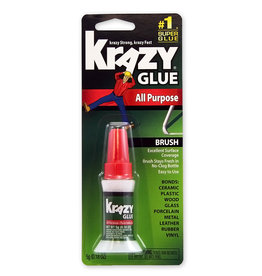 Krazy Glue Krazy Glue All Purpose Brush-On 5g