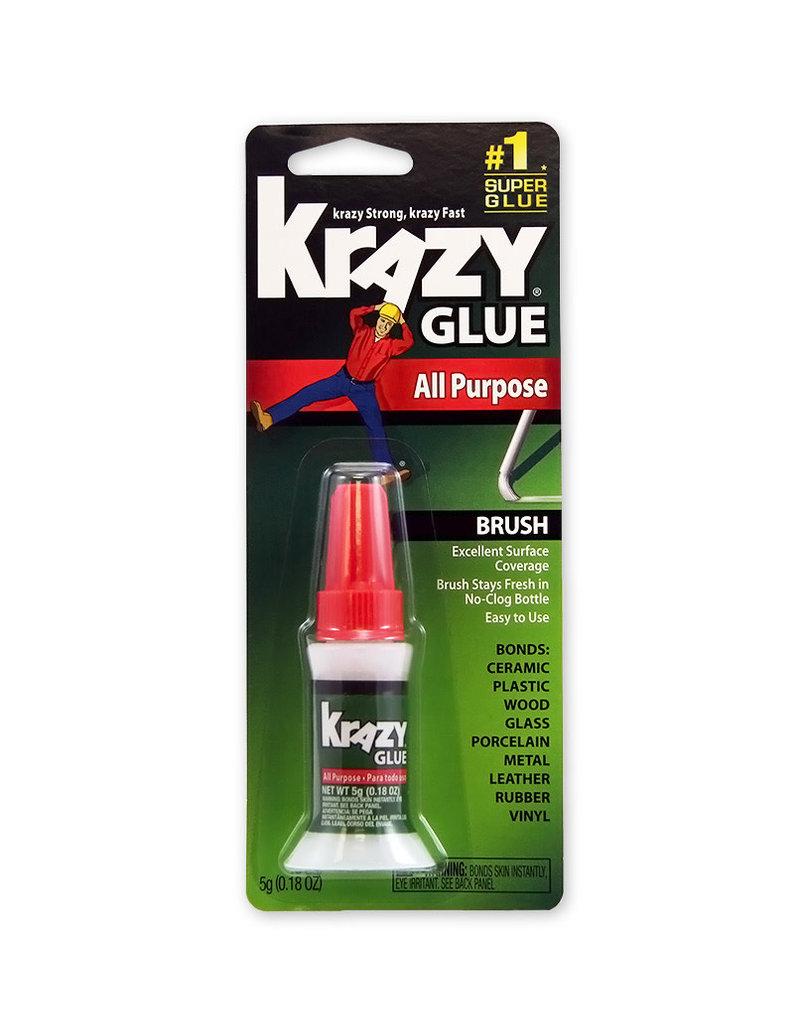 Krazy Glue Krazy Glue All Purpose Brush-On 5g