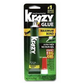 Krazy Glue Krazy Glue Maximum Bond Gel 20g