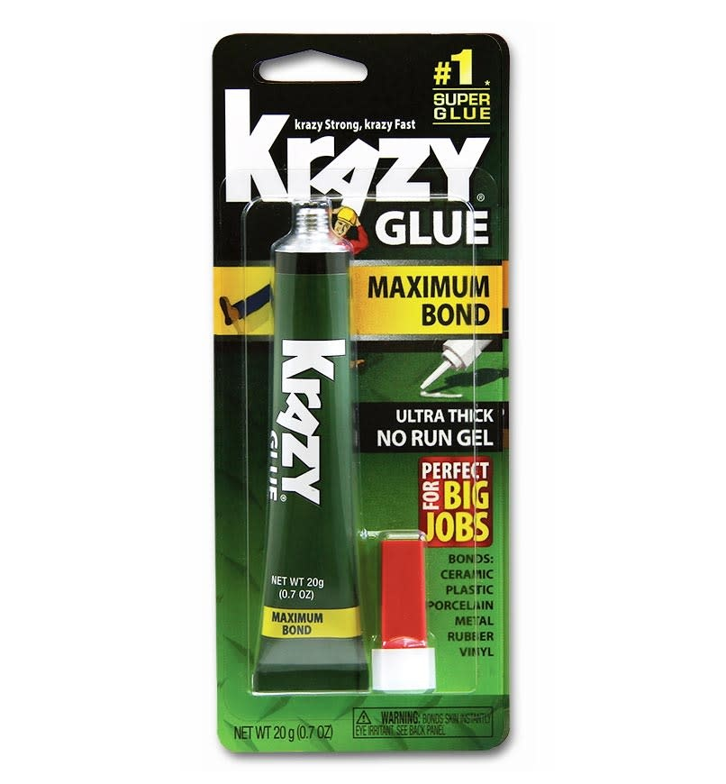 Krazy Glue Krazy Glue Maximum Bond Gel 20g